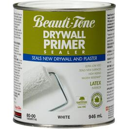 946mL White Interior Latex Primer Sealer thumb