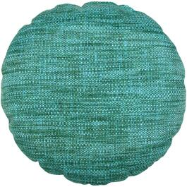 "16"" Round Green Throw Pillow thumb"