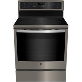 "30"" Slate Smooth Top Electric Induction Range thumb"