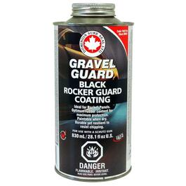 830mL Rubberized Gravel Guard thumb