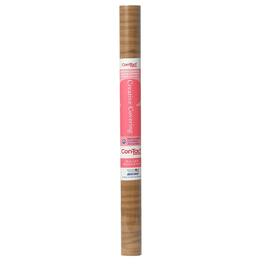"18"" x 9' Knotty Pine Vinyl Adhesive Covering thumb"