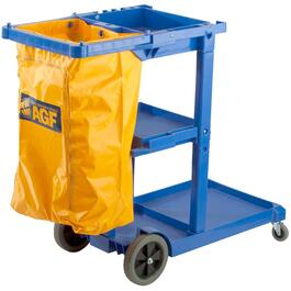 Janitor Cart, with Cover thumb