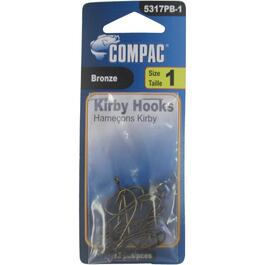 13 Pack #1 Kirby Fish Hooks thumb