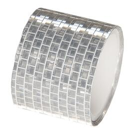 "1-1/2"" x 24"" Silver Reflective Tape thumb"