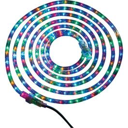 15' Multi LED Round Ropelight thumb