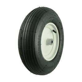 "16"" Dump Cart Wheel and Tire thumb"