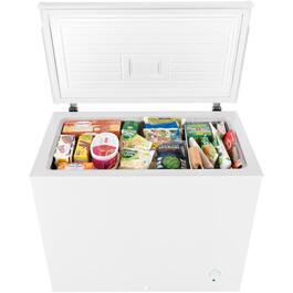 9 cu. ft. White Chest Freezer thumb