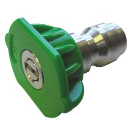 "1/4"" 25 Degrees Green Spray Nozzle thumb"