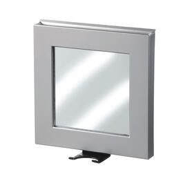 Silver Finish Anti-Fog Mirror thumb
