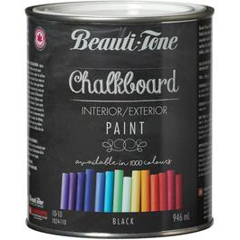 946mL Latex Black Base Chalkboard Paint thumb