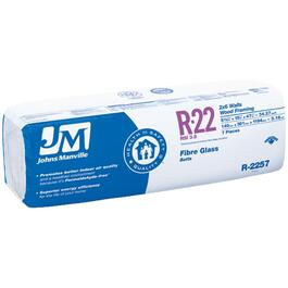 "R22 x 15"" Fiberglass Insulation, covers 48.96 sq. ft. thumb"
