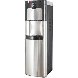 Stainless Steel Bottom Load Hot, Room and Cold Temperature Water Cooler thumb