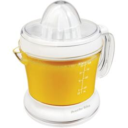 34oz White Manual Citrus Juicer thumb