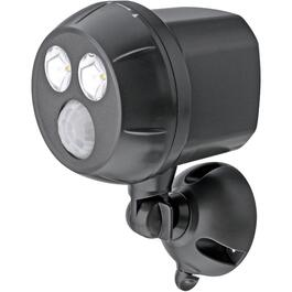 Battery Operated Brown Ultrabright Motion Sensor LED Spotlight thumb