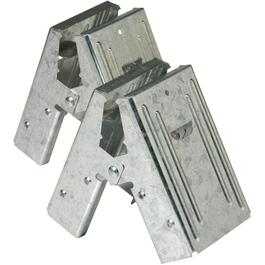2 Pack Medium Duty Sawhorse Brackets thumb