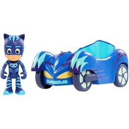 PJ Masks Vehicle with Figure, Assorted Characters thumb