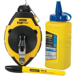 100' Fatmax Chalk Reel, with Refill and Marker thumb