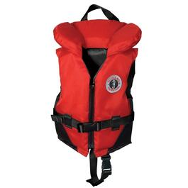 20-30lb Red and Black Infant PFD thumb