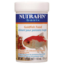 24g Basix Flake Goldfish Food thumb