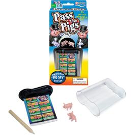 Pass The Pig Dice Game thumb