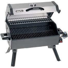 237 sq. in. 14,000BTU Table Top Propane Barbeque thumb