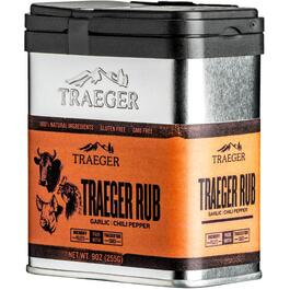 9oz Traeger Barbecue Seasoning Rub thumb