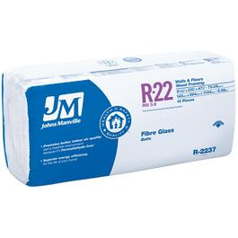 "R22 x 23"" Fiberglass Insulation, covers 75.08 sq. ft. thumb"