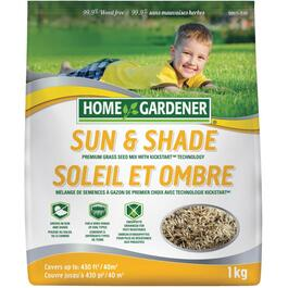 1kg Sun and Shade Mix Grass Seed thumb