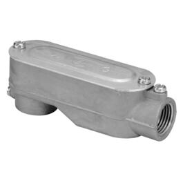 "1/2"" EMT Conduit Body thumb"