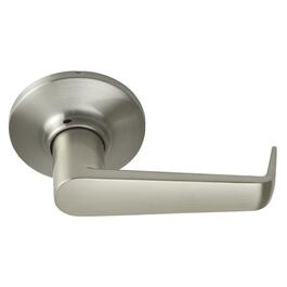 Satin Nickel Escort Dummy Door Lever thumb