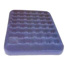 "60"" x 78"" Velour Blue Air Bed thumb"