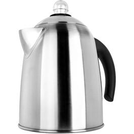 12 Cup Stainless Steel Percolator thumb