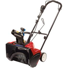 "15 Amp 18"" Electric Snow Thrower thumb"