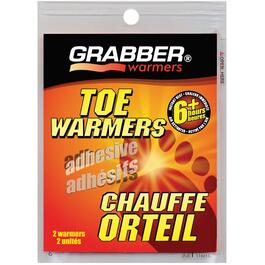 1 Pair of Instant Heat Toe Warmers thumb