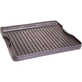 "16"" x 14"" Cast Iron Campstove Griddle thumb"