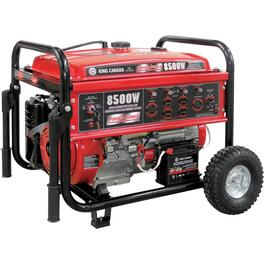 8,500W 15HP Portable Gas Generator, with Electric Start thumb