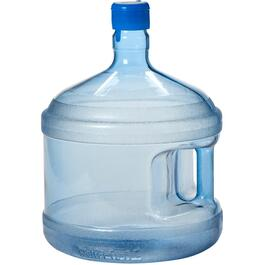 3 Gallon/11.36 Litre Polycarbonate Water Bottle, with Pushcap thumb