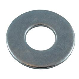 "10 Pack 3/8"" Zinc Plated Flat Washers thumb"