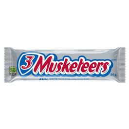 54g 3 Musketeers Chocolate Bar thumb
