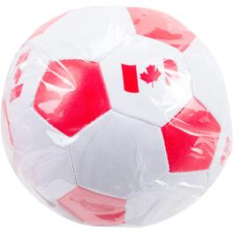 "4"" Mini Canada Soccer Ball thumb"