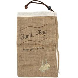 "8"" x 12"" Reusable Garlic Storage Bag thumb"