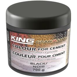 700g Black Powder Cement Colourant thumb