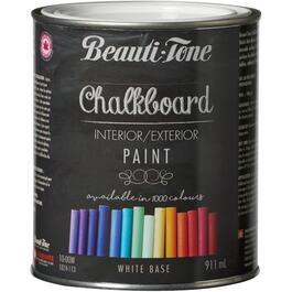 911mL Latex White Base Chalkboard Paint thumb