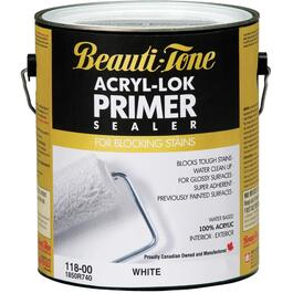 3.7L White Interior/Exterior Latex Primer Surfacer thumb