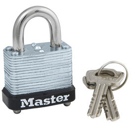 "1-1/8"" Warded Padlock thumb"
