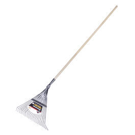 "24"" Pro Heavy Duty Steel Fan Rake thumb"
