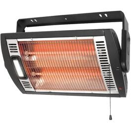 1400W Ceiling Mount Heater with Light thumb