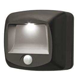 Battery Operated Brown LED Motion Sensor Step/Deck Light thumb