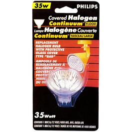 35W MRC11 GU4 Base Halogen Flood Light Bulb thumb