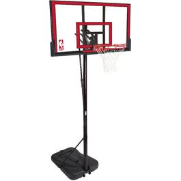 "48"" Portable Polycarbonate Basketball System thumb"